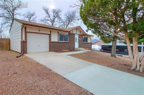 Photo of 4311 Wendy Court, Colorado Springs, CO 80916 (MLS # 7333723)