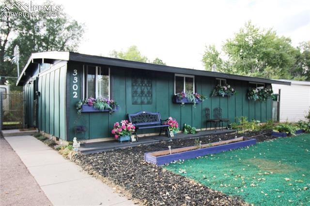 Photo for 3302 N Arcadia Street, Colorado Springs, CO 80907 (MLS # 2133723)