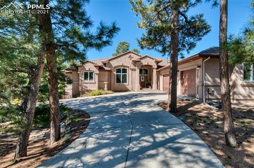 Photo of 17180 Colonial Park Drive, Monument, CO 80132 (MLS # 2518725)