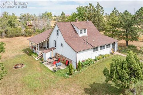 Photo of 15780 Fairplay Road, Calhan, CO 80808 (MLS # 4925725)