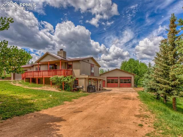 Photo for 513 South Forty Road, Woodland Park, CO 80863 (MLS # 3211727)