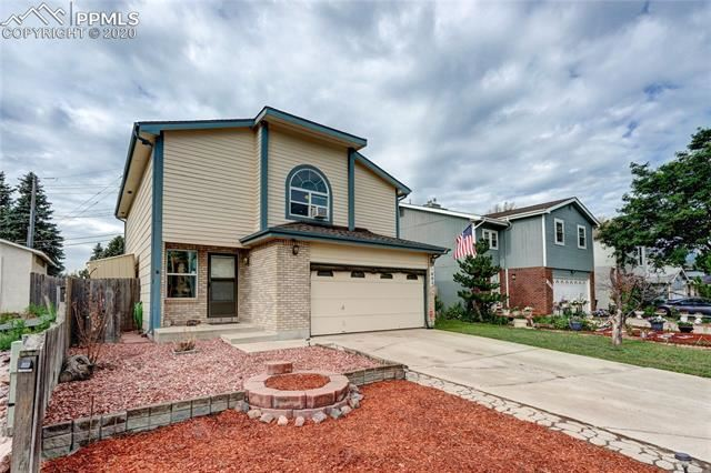 Photo for 1683 Fourth Street, Colorado Springs, CO 80907 (MLS # 4627727)
