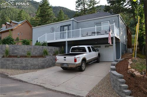 Photo of 3670 HILL Drive, Colorado Springs, CO 80906 (MLS # 3282730)