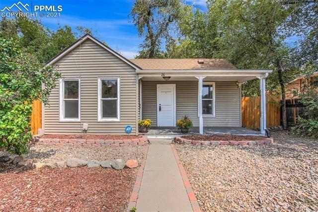 26 E Mill Street, Colorado Springs, CO 80903 - #: 4250730