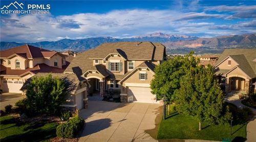 Photo of 9928 Oak Knoll Terrace, Colorado Springs, CO 80920 (MLS # 2201731)
