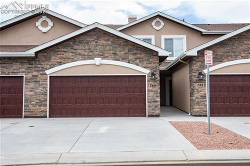 Photo of 740 Brambleberry Heights, Colorado Springs, CO 80921 (MLS # 3663731)