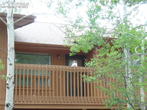 Photo of 401 Forest Edge Road #A-8, Woodland Park, CO 80863 (MLS # 3863731)