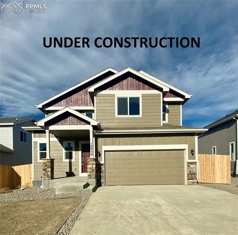 Photo of 10740 Witcher Drive, Colorado Springs, CO 80925 (MLS # 6836731)