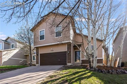 Photo of 5760 Pamlico Drive, Colorado Springs, CO 80923 (MLS # 2402732)