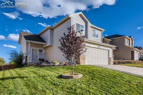 Photo of 5087 Prairie Grass Lane, Colorado Springs, CO 80922 (MLS # 3935732)