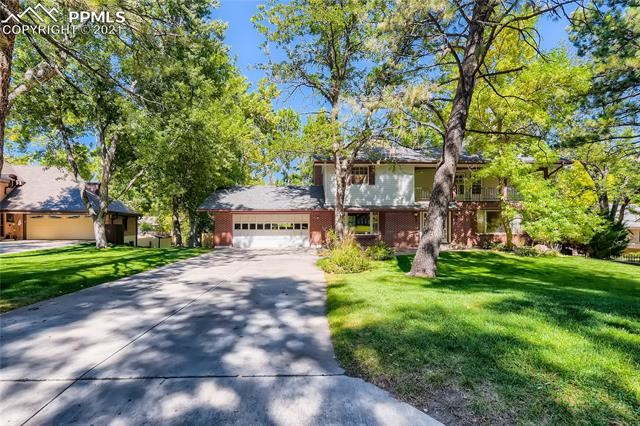 Photo for 6 Pourtales Road, Colorado Springs, CO 80906 (MLS # 3979732)