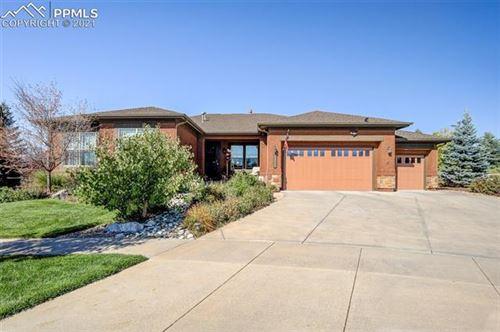 Photo of 13255 Cedarville Way, Colorado Springs, CO 80921 (MLS # 3846733)