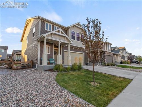 Photo of 7114 Sedgerock Lane, Colorado Springs, CO 80927 (MLS # 4935734)