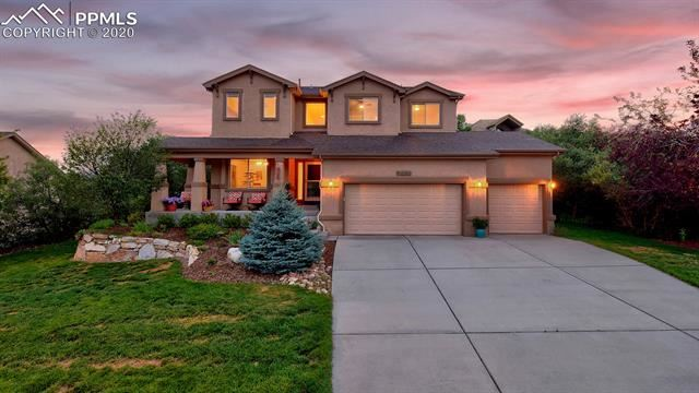 Photo for 12622 Woodruff Drive, Colorado Springs, CO 80921 (MLS # 4442734)