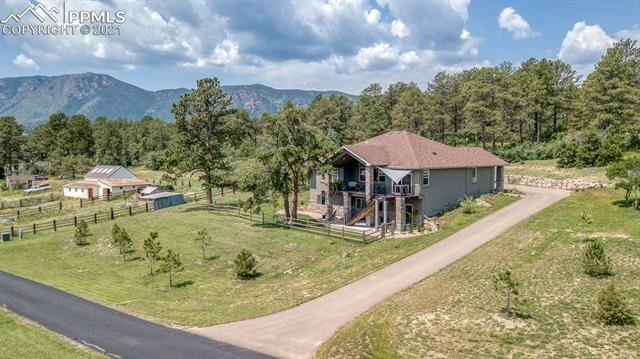 601 Pioneer Haven Point, Palmer Lake, CO 80133 - #: 6654734
