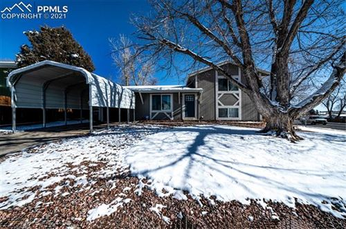 Photo of 2297 Whitewood Drive, Colorado Springs, CO 80910 (MLS # 6852735)