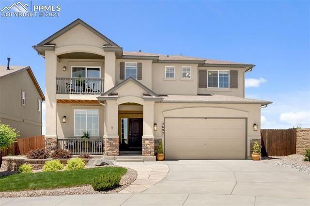2692 Farrier Court, Colorado Springs, CO 80922 - #: 1595735