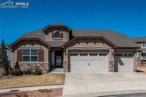 Photo of 5982 Monashee Court, Colorado Springs, CO 80924 (MLS # 1037736)
