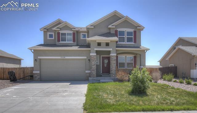 7529 Bonterra Lane, Colorado Springs, CO 80925 - #: 3723736