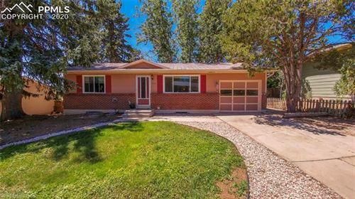 Photo of 4906 Villa Circle, Colorado Springs, CO 80918 (MLS # 3990737)
