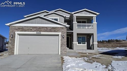 Photo of 10562 Fall Creek Court, Colorado Springs, CO 80924 (MLS # 8519737)