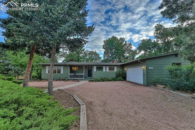 Photo for 3950 Mariposa Street, Colorado Springs, CO 80907 (MLS # 6410737)