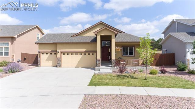 7781 Barraport Drive, Colorado Springs, CO 80908 - #: 6642737