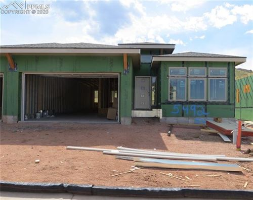 Photo of 5492 Silverstone Terrace, Colorado Springs, CO 80919 (MLS # 8655740)