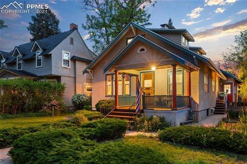 Photo of 1332 N Tejon Street, Colorado Springs, CO 80903 (MLS # 9806743)