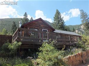 Photo of 10985 Cottage Street, Green Mountain Falls, CO 80819 (MLS # 5253744)
