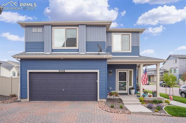 9294 Timberlake Loop, Colorado Springs, CO 80927 - #: 7036744
