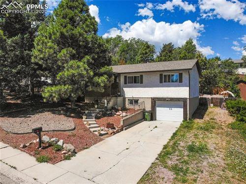 Photo of 806 Paradise Lane, Colorado Springs, CO 80904 (MLS # 2979745)