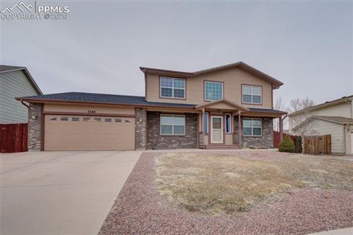 Photo of 7348 Theresa Drive, Colorado Springs, CO 80925 (MLS # 6697745)