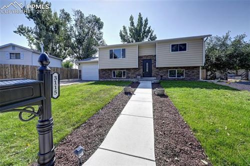 Photo of 3115 Fireweed Drive, Colorado Springs, CO 80918 (MLS # 8955745)