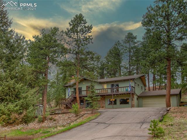 120 Ute Trail, Woodland Park, CO 80863 - #: 5205747