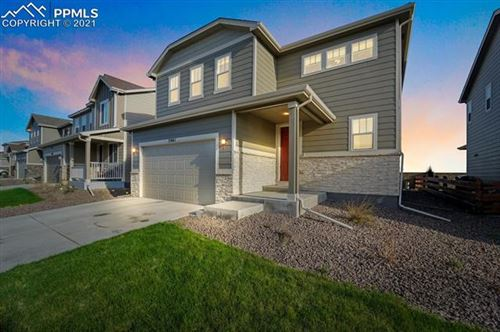 Photo of 7061 Boreal Drive, Colorado Springs, CO 80915 (MLS # 4698748)