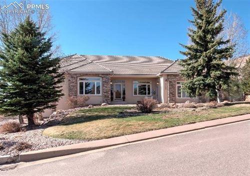 Photo of 3125 Blodgett Drive, Colorado Springs, CO 80919 (MLS # 6400748)