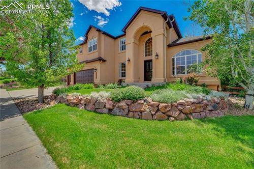 Photo of 1243 Equinox Drive, Colorado Springs, CO 80921 (MLS # 8273748)