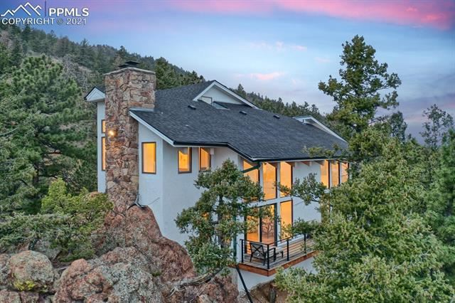 Photo for 2110 Gold Camp Road, Colorado Springs, CO 80906 (MLS # 7749750)