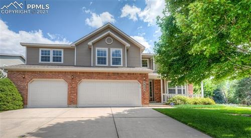 Photo of 3825 Masters Drive, Colorado Springs, CO 80907 (MLS # 7975752)