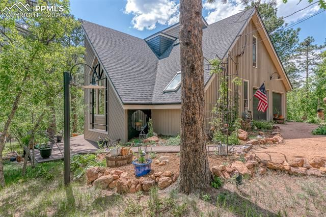 Photo for 7830 Bluff Road, Cascade, CO 80809 (MLS # 1783752)
