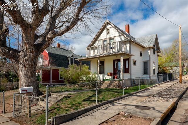 234 N Chestnut Street, Colorado Springs, CO 80905 - #: 4647752