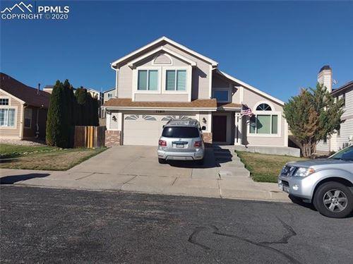 Photo of 7160 Cotton Drive, Colorado Springs, CO 80923 (MLS # 9187753)