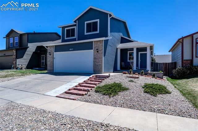 Photo for 4911 Chariot Drive, Colorado Springs, CO 80923 (MLS # 3435753)