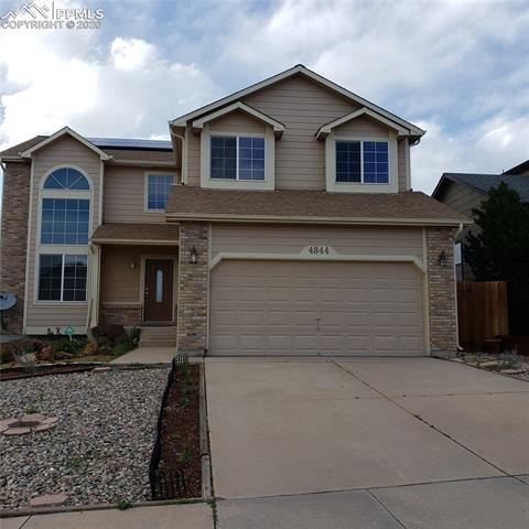Photo of 4844 Sand Hill Drive, Colorado Springs, CO 80923 (MLS # 4869754)