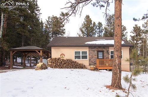 Photo of 1314 W Browning Avenue, Woodland Park, CO 80863 (MLS # 9386754)