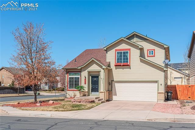 Photo for 8106 Ravenel Drive, Colorado Springs, CO 80920 (MLS # 2176754)