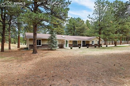 Photo of 11070 Hardy Road, Colorado Springs, CO 80908 (MLS # 2410755)