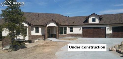 Photo of 3346 Blue Heron Spring Lane, Colorado Springs, CO 80908 (MLS # 5428755)