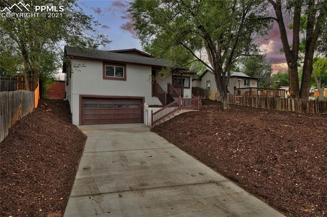 Photo for 2409 Robinson Street, Colorado Springs, CO 80904 (MLS # 4428755)